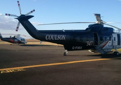Coulson Aviation Firefighting Helicopters