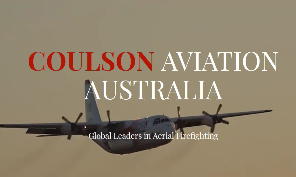 Coulson Aviation Australia Landing Strong Local Partnerships in Australia