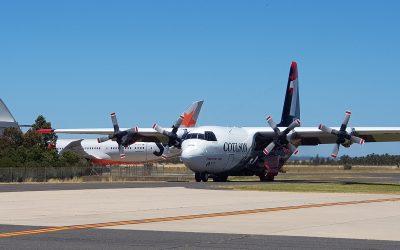 PowerHouse Aircraft Ready to Protect Australia