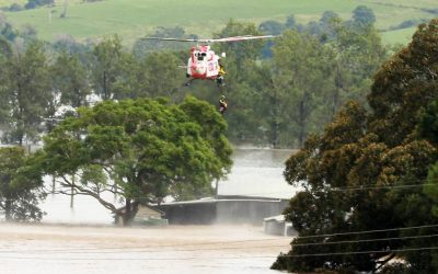Assisting NSW Emergency Services in Flood Response