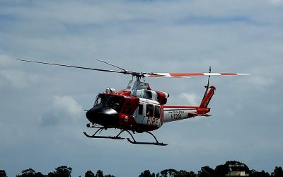 AME Training on Bell 412 Helicopters