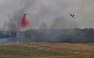 Cross Crew Qualification for Aerial Firefighting