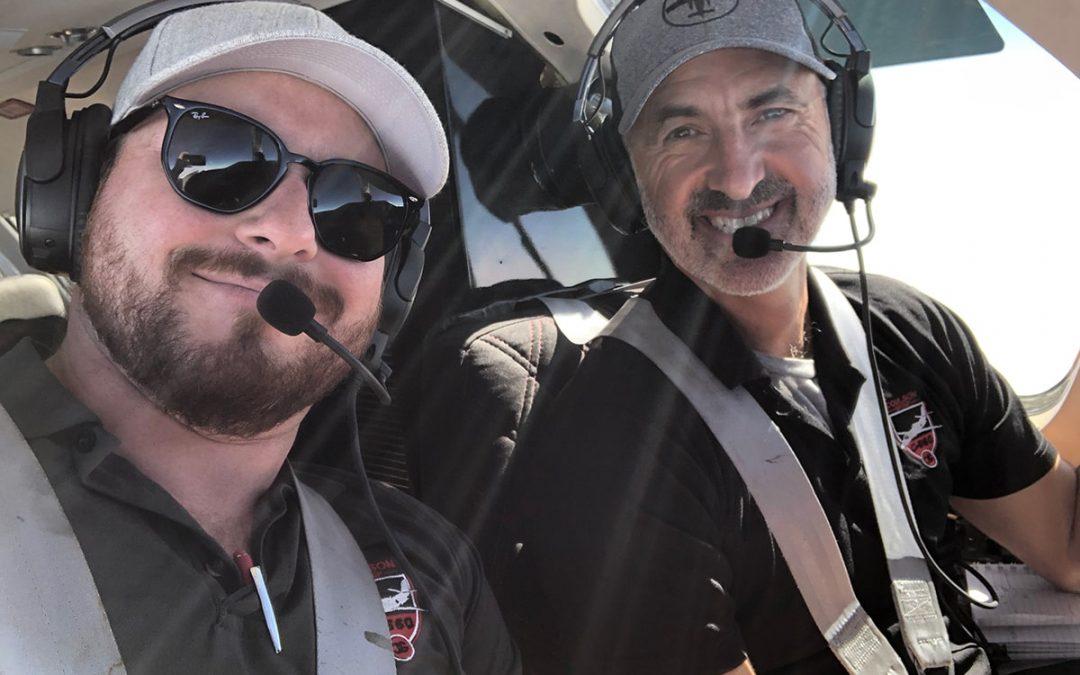 Cessna Citation 560 Ferry Flight from Canada to Australia