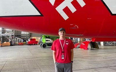 Profile: Mark Davies – Licensed Aircraft Engineer