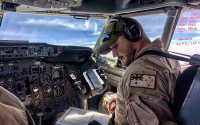 Profile: Jonathan Thomas – 737 FIRELINER™ Pilot