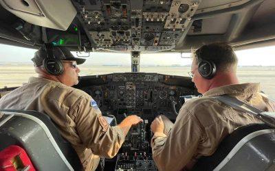 USA President Biden Credits Coulson Aviation Australia